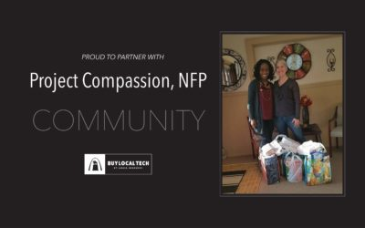 Secure Data Partners with Project Compassion NFP