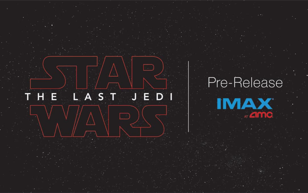 MOVIE PRE-RELEASE:  Star Wars The Last Jedi
