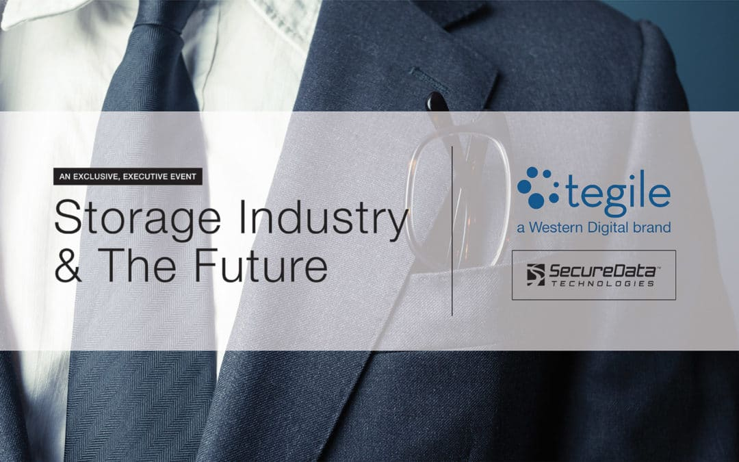 EXECUTIVE EVENT:  STORAGE INDUSTRY