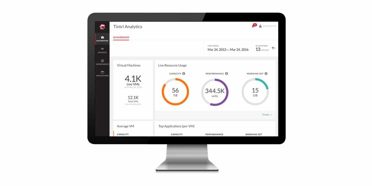 Tintri Hybrid-Flash