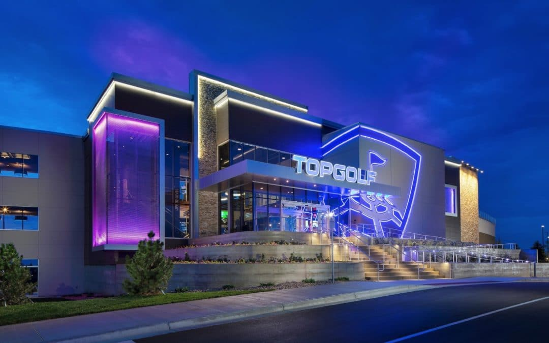 Warm-up Your Swing at Top Golf!