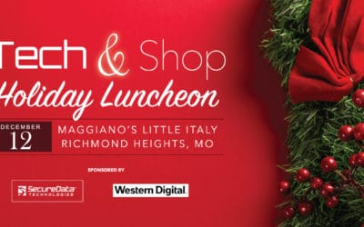 Holiday Luncheon:  Tech & Shop